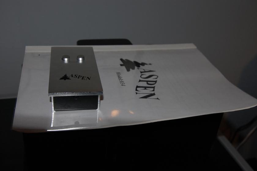 Granite Audio  Aspen 834  Integrated Tube Amplifier