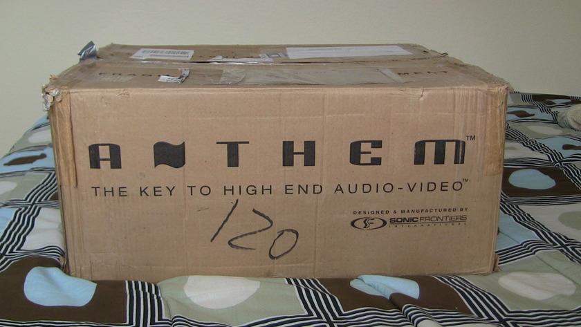 Anthem  AVM-20 v2.0  Surround Sound HT Processor