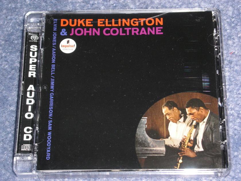 Duke Ellington and - John Coltrane  -- SACD -- on IMPULSE records