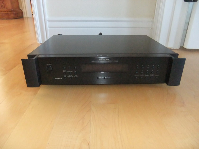 Rotel RT-1080 AM/FM RDS Stereo Tuner