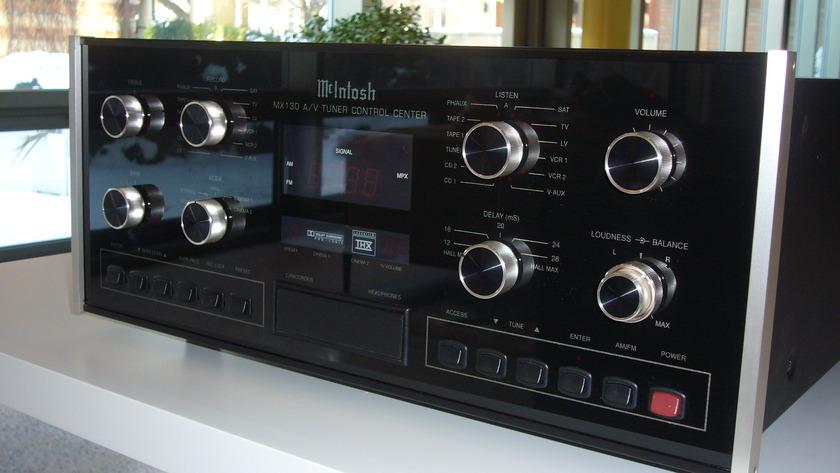 Mcintosh MX-130 Processor