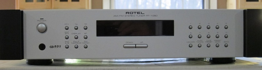Rotel RT-1080 Silver