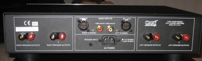 CARY CAA-1 Amp CAA1