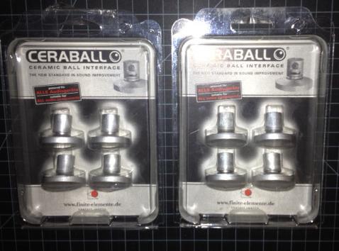 Finite Elemente Ceraball Ceramic Ball Interface Two Sets of 4