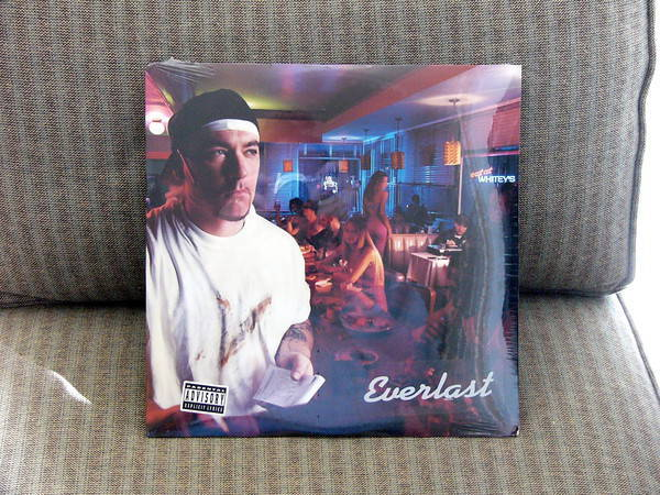 Everlast Sealed Lp - Eat At Whitey's 2Lp set, house of pain, reduced