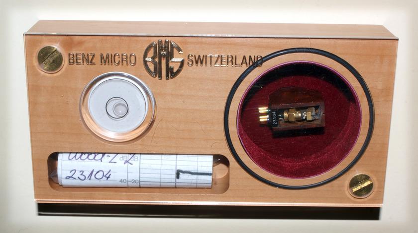 Benz Micro Wood - L2 Cartridge