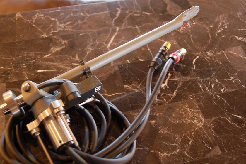 rega rb 300 upgraded wire by KLOTZ+REGA+