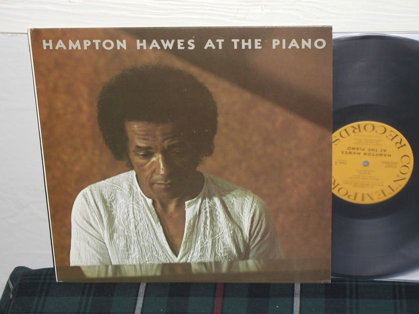 Hampton Hawes - At The Piano (Pics) Contemporary S7637 Stereo