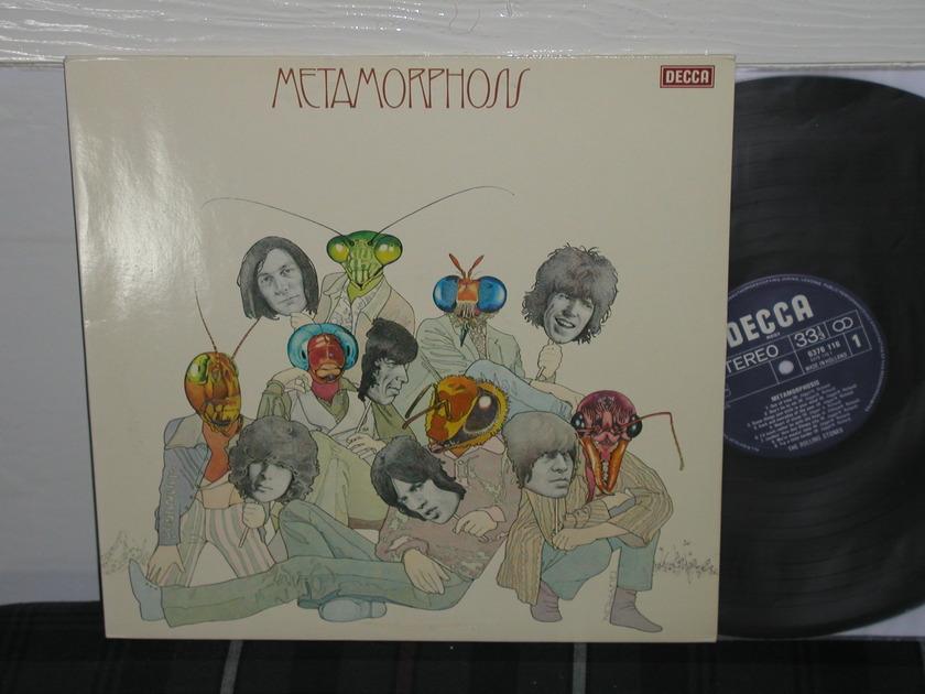 Rolling Stones - Metamorphosis (Pics) Decca Import (Holland Press)