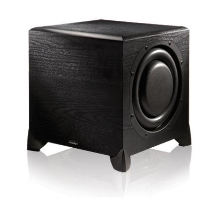 Paradigm  Ultracube 12 V.2 Black sub Including PBK!