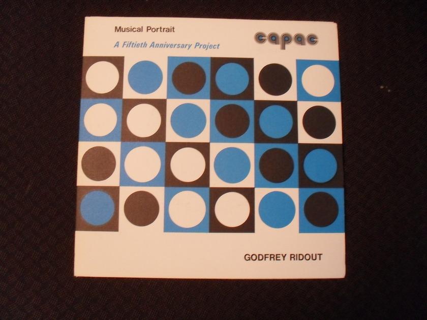 Godfrey Ridout - CAPAC Musical Portait