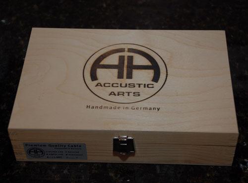 Accustic Arts Digital Line BNC digital cable (1/M)
