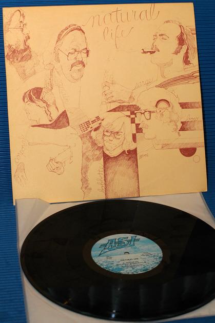 "NATURAL LIFE -  - ""Natural Life"" -  ASI Direct to Disk 1977"
