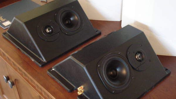 Mcintosh HT-3W pair 1 owner. reduced price!