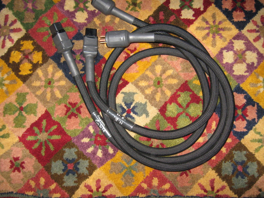 Kaplan HE 20A power cables