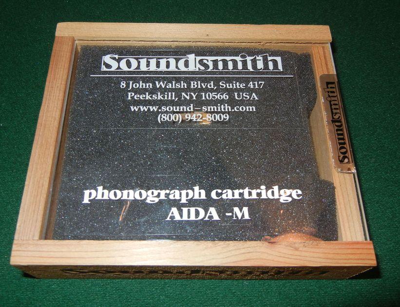 Soundsmith Aida Barely Used, Warranty, Free Shipping