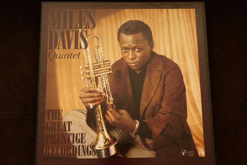 Miles Davis Quintet - The Great Prestige Recordings Limited Edition 45 RPM 10 LPs