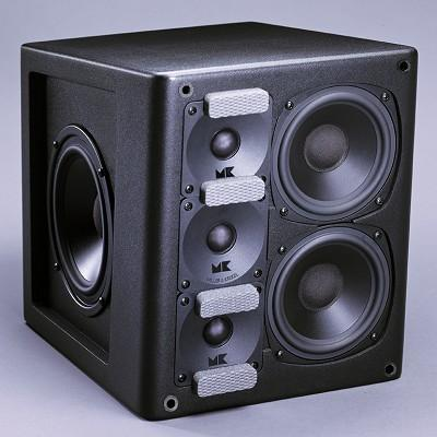 M&K S-250 THX Ultra 2   High ouput speakers LCR (3)
