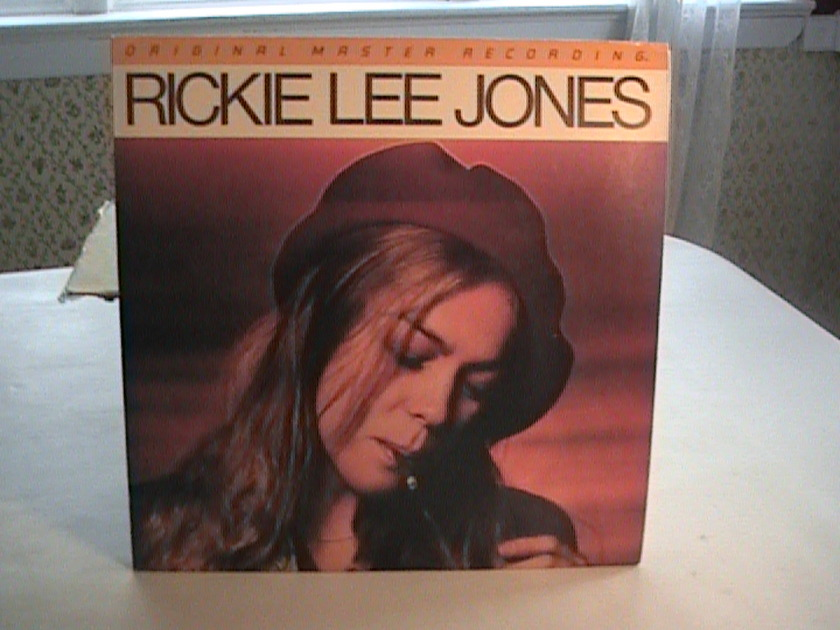 Rickie Lee Jones - Mobile Fidelity Sound Lab Original Master Recording