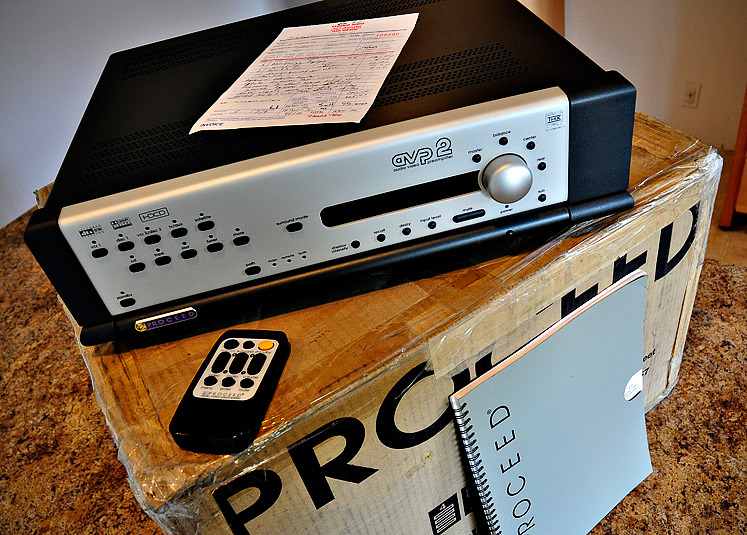 Proceed AVP2 - Recently Serviced, Like New