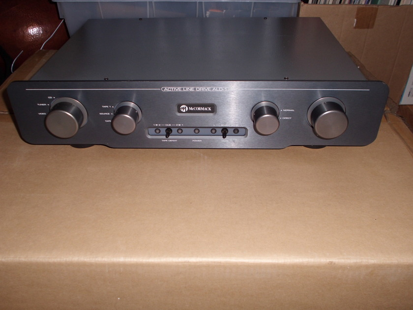 McCormack ALD-1 PRE with External Power Supply & MM/MC Phono board