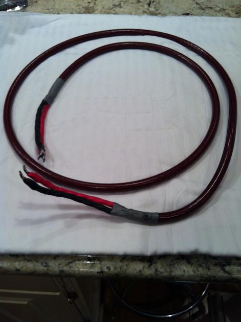 Cardas Golden Cross Single 8' cable
