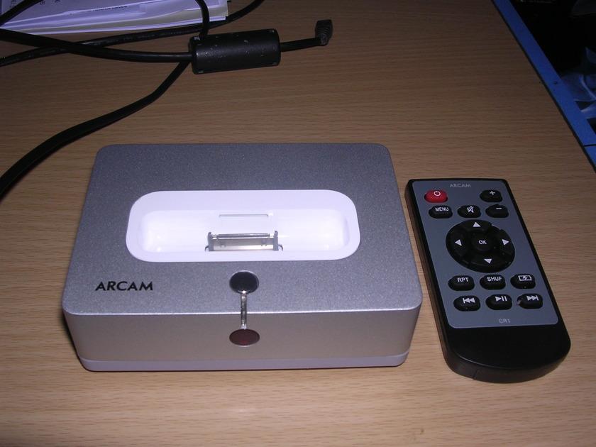 Arcam irDock ipod/iphone doc w/ remote