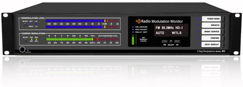 Day Sequerra M2.0X   Brand New IN BOX  Precision HD am/fm  Stereo Tuner
