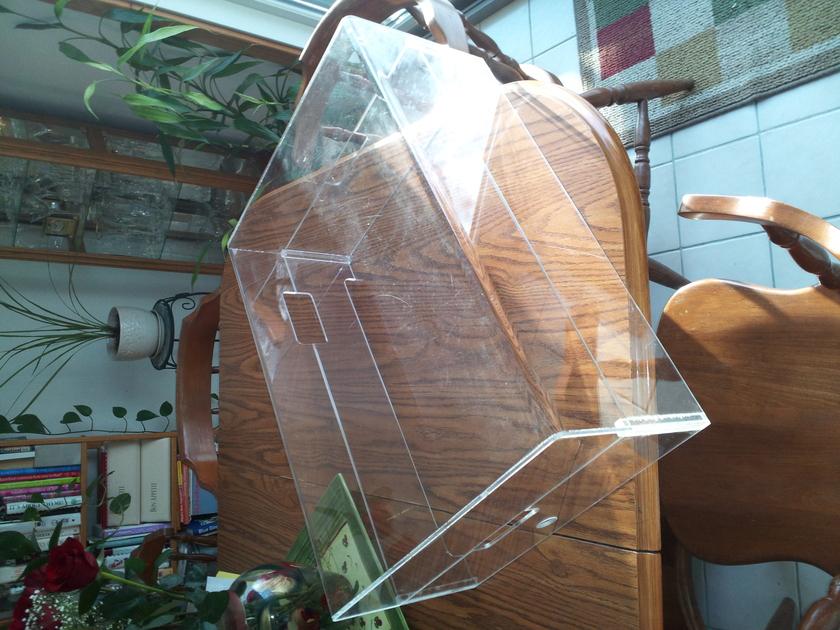 VPI Aries Dust Cover Custom
