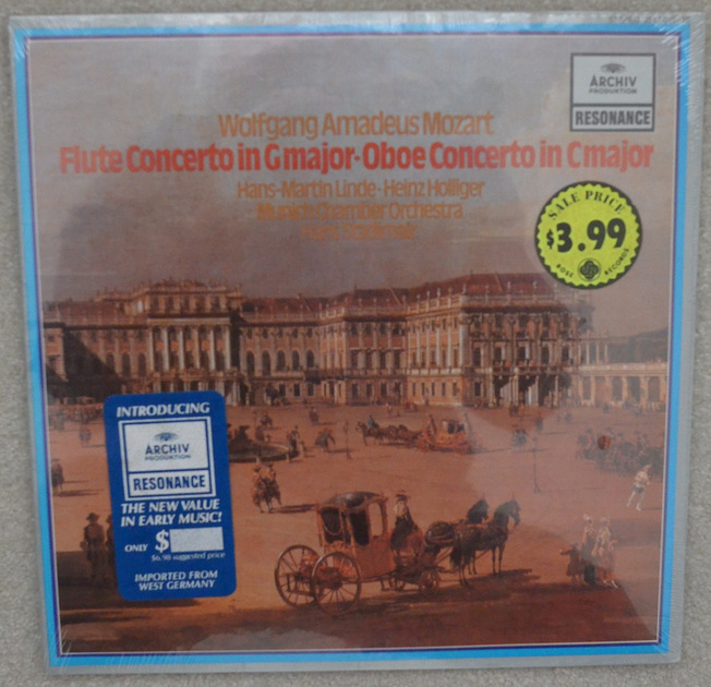 4 Misc. SEALED  - Classical Albums