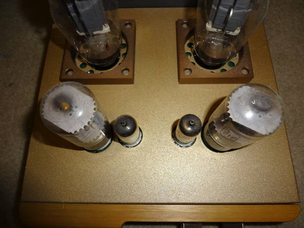 Wavac MD-811 tube amp (accept best offer)