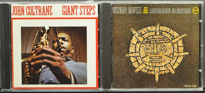 54 Jazz CDs, Rare OOPs - Audiophile