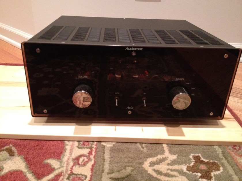 AUDIOMAT ARIA TUBE INTEGRATED