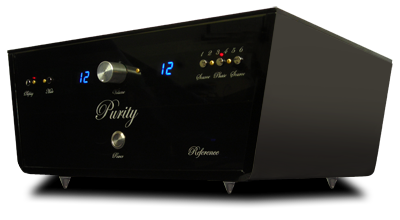 Purity Audio Design Reference Balanced Tube Linestage Preamplifier of the year