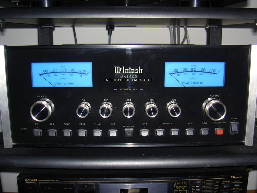 MCINTOSH MA-6900 INTEGRATED AMP