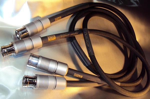 Allure audio Reference Cu 1.0 Meter XLR