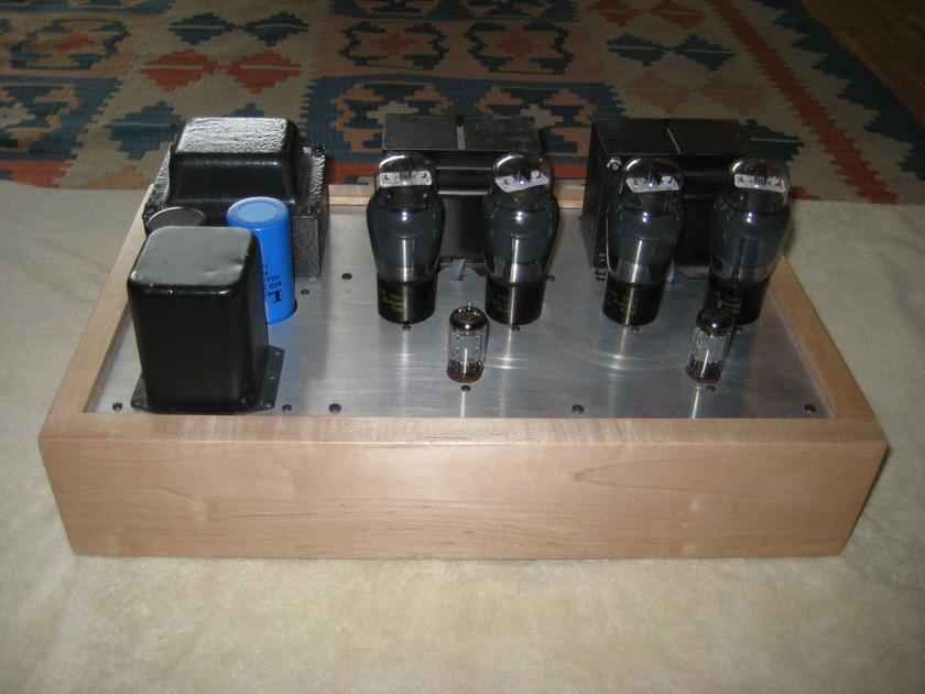 Custom tube amplifier 6V6 push pull  Great little amp with Eico iron