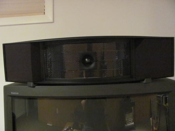 Martin Logan Feature ,Center Channel,bla ck, internal 150w amp