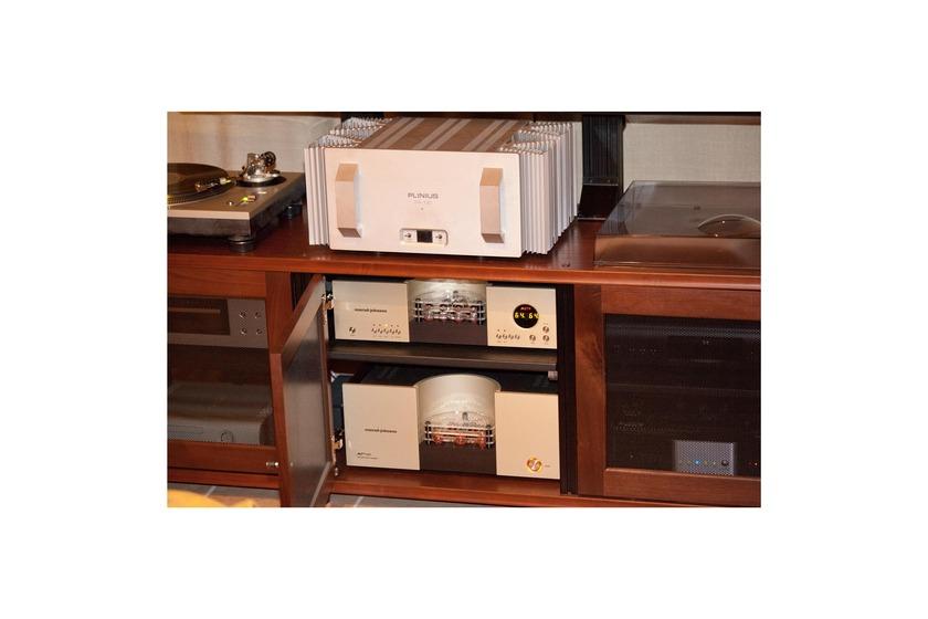 Plinius SA-100 Mk II Class A Power Amplifier