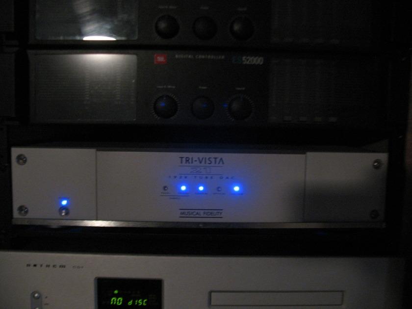 Musical fidelity Tri-Vista 21 Tube Dac