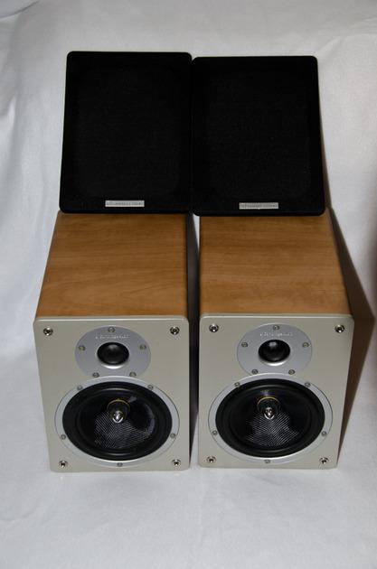 CAMBRIDGE AUDIO SIROCCO S30 SPEAKERS (Mapleshade modded)