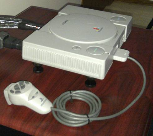 Sony SCPH-1001 Modified Playstation