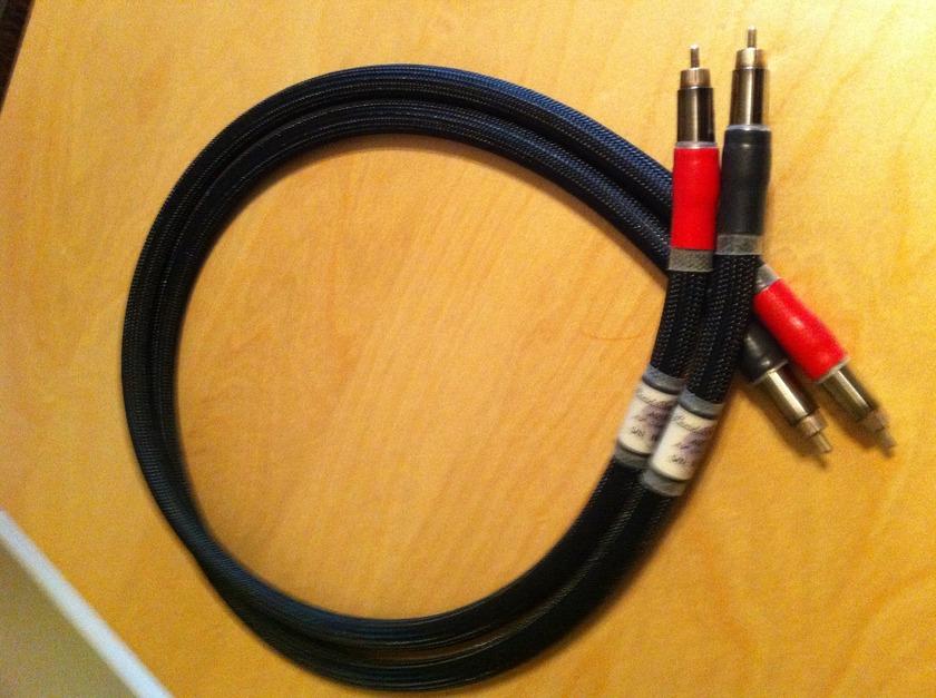 Purist Audio Design Aqueous 20th Anniversary 1 meter RCA