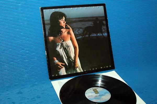 """LINDA RONSTADT - - """"Hasten Down the Wind"""" -  Asylum 1976"""