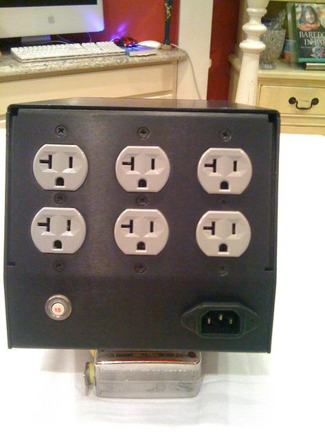 Running Springs Haley Power Conditioner 15 amp