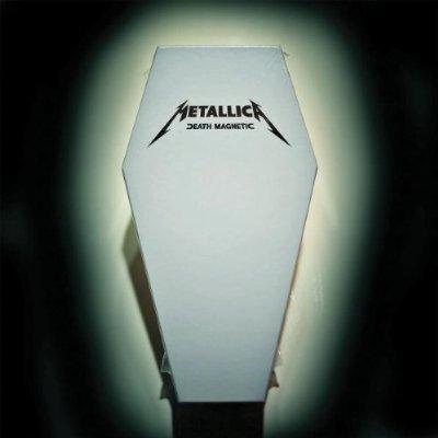 Metallica - Death Magnetic (Special Coffen Box Edition)