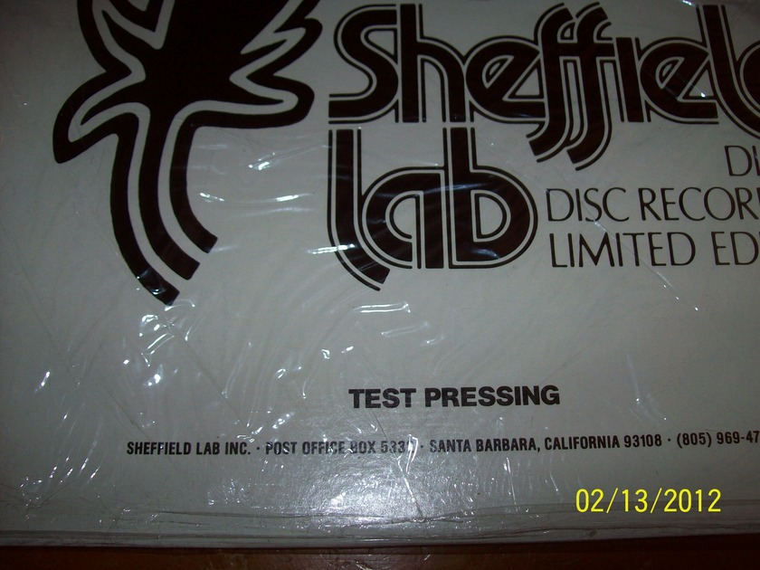 Tower of Power - Direct (Lab 17) Sheffield Lab Test Pressing