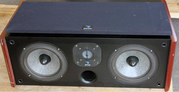 JM Labs pne cc30 cntr + two sr30 surounds add 5.1 surround 2 your stereo