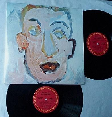 Bob Dylan 2 Lp Set- - self portrait-great columbia album