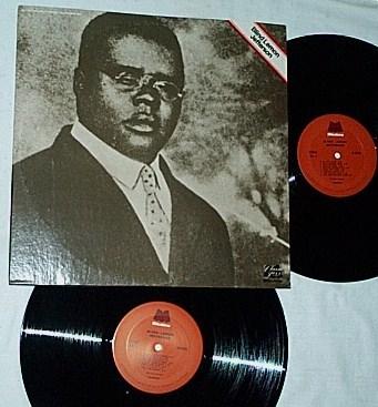 Blind Lemon - Jefferson 2 LP set- rare orig 1974 blues album